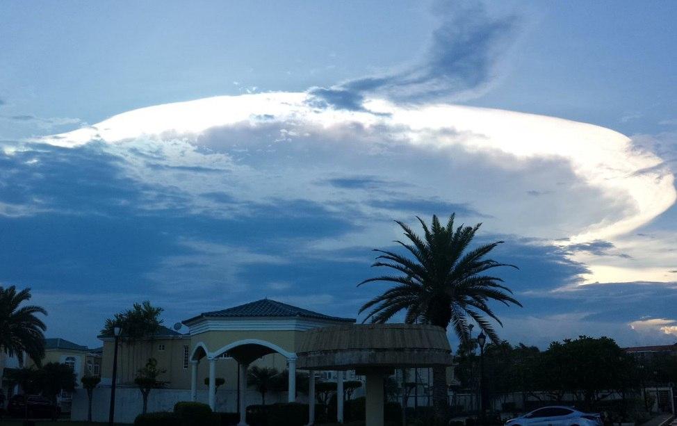 anvil cloud venezuela, cumulonimbus cloud venezuela, cumulonimbus cloud venezuela september 25 2017, cumulonimbus cloud venezuela pictures sept 25 2017, cumulonimbus cloud venezuela photos
