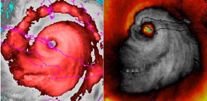face hurricane irma and matthew, face hurricane irma, elephant face irma, demonic face irma, face hurricane irma, face hurricane irma satellite pictures, demonic face hurricane irma picture, hurricane irma has demonic face