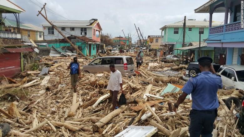 hurricane maria dominica destruction, hurricane maria dominica destruction pictures, hurricane maria dominica destruction video