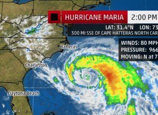 Hurricane maria north Carolina, Hurricane maria north Carolina video, Hurricane maria north Carolina pictures september 25 2017,