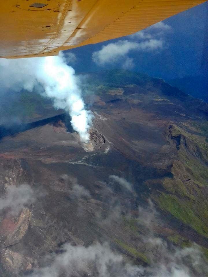 Lopevi volcano on high alert, Lopevi volcano on high alert pictures, Lopevi volcano on high alert video