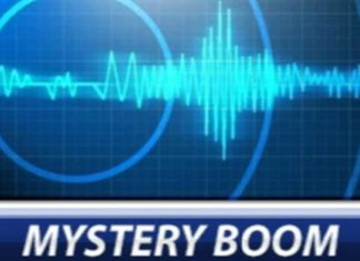 mysterious boom adelaide, mysterious boom adelaide south australia, msterious boom september 2017
