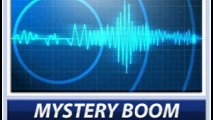 mysterious boom adelaide, mysterious boom adelaide south australia, msterious boom september 2017