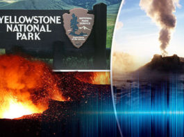 yellowstone earthquake swarm september 2017, yellowstone earthquake swarm september 2017 update