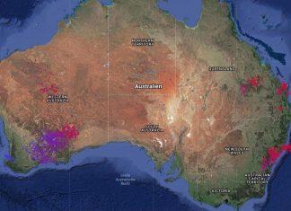 50000 bolts struck Western Australia, 50000 bolts struck Western Australia map, 50000 bolts struck Western Australia video, Lightning strikes in Australia over the last days: 50000 bolts struck Western Australia
