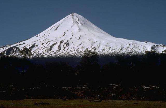An unprecedented earthquake swarm is currently hitting below the Llaima volcano in Chile, gint earthquake swarm Llaima chile