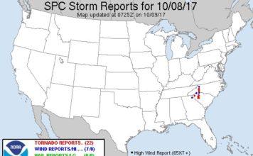 22 tornadoes hit South Carolina and North Carolina after Hurricane Nate, 22 tornadoes hit South Carolina and North Carolina after Hurricane Nate pictures, 22 tornadoes hit South Carolina and North Carolina after Hurricane Nate video