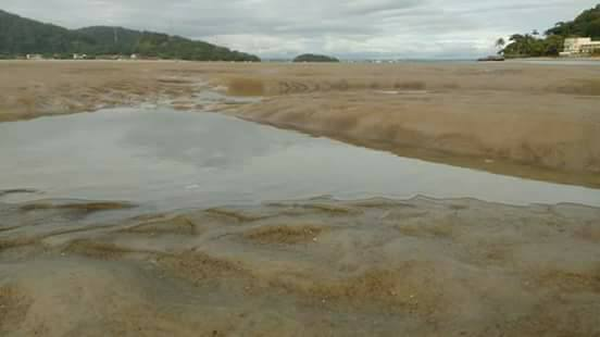 sea disappears brazil october 7 2017, sea disappears brazil october 7 2017 pictures, sea disappears brazil october 7 2017 videos