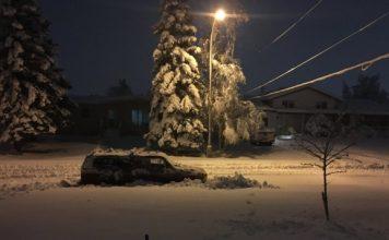 snow bc, record snow bc, record snow bc october 2017
