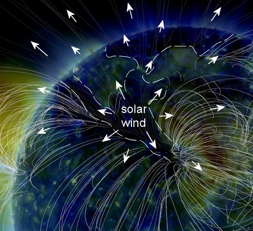 spotless sun sparks aurora thanks to coronal hole october 2017, Coronal hole sparks 5 continuous days of intense northern lights on Earth