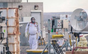 Suspicious odor reported by 6 workers at Hanford Nuclear Site in Washington State, unknown odor hanford nuclear site