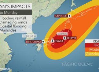Typhoon Lan, Typhoon Lan video, Typhoon Lan pictures, Typhoon Lan path