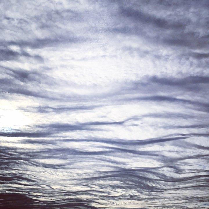 Undulatus asperatus clouds captured in the sky over Indre France, undulatus asperatus france, undulatus asperatus france october 2017, undulatus asperatus france pictures october 2017