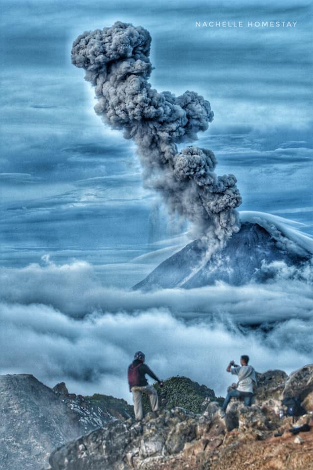 volcanic unrest november 2017