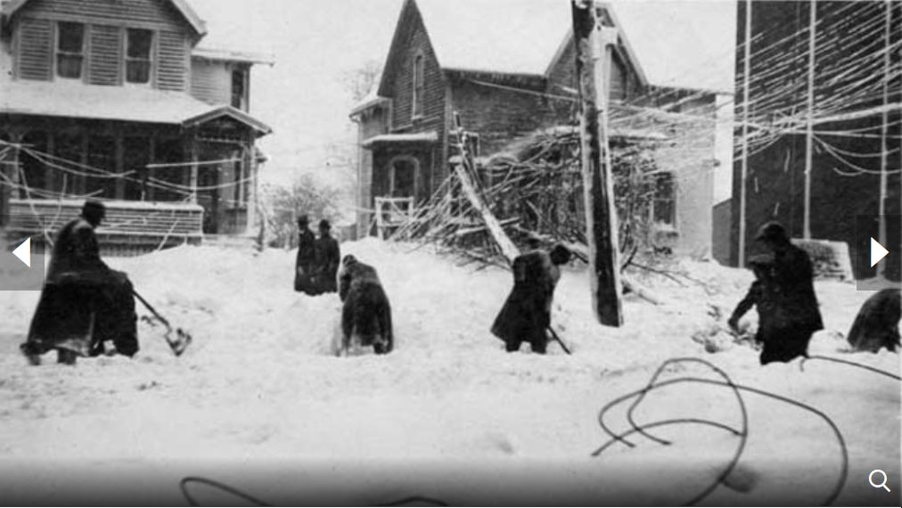 Great Lakes Storm of 1913, great lakes hurricane 1913