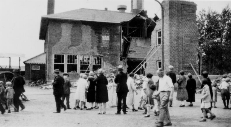 Bath School disaster, deadliest mass shooting usa
