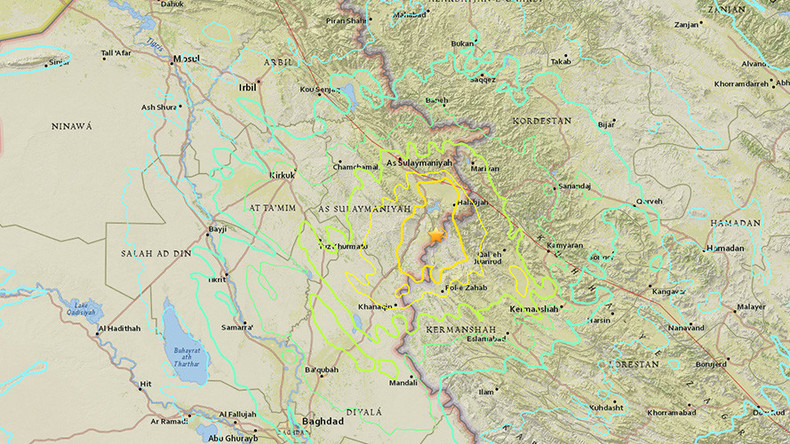 M7.2 earthquake hits Iraq on November 12 2017, M7.2 earthquake hits Iraq on November 12 2017 video, M7.2 earthquake hits Iraq on November 12 2017 photo, M7.2 earthquake hits Iraq on November 12 2017 map