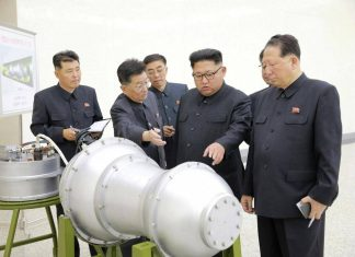 North Korea's nuclear test site has been turned into a wasteland where babies are born with defects