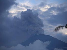 agung eruption nov 25