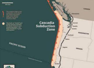 Cascadia Subduction Zone, Cascadia Subduction Zone earthquake, cascadia earthquake, largest north america disaster