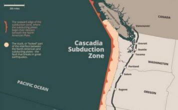 Cascadia Subduction Zone, Cascadia Subduction Zone earthquake, cascadia earthquake, largest north america disaster