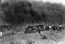 dust bowl, dust bowl news, dust bowl history, dust bowl usa, usa megadrought