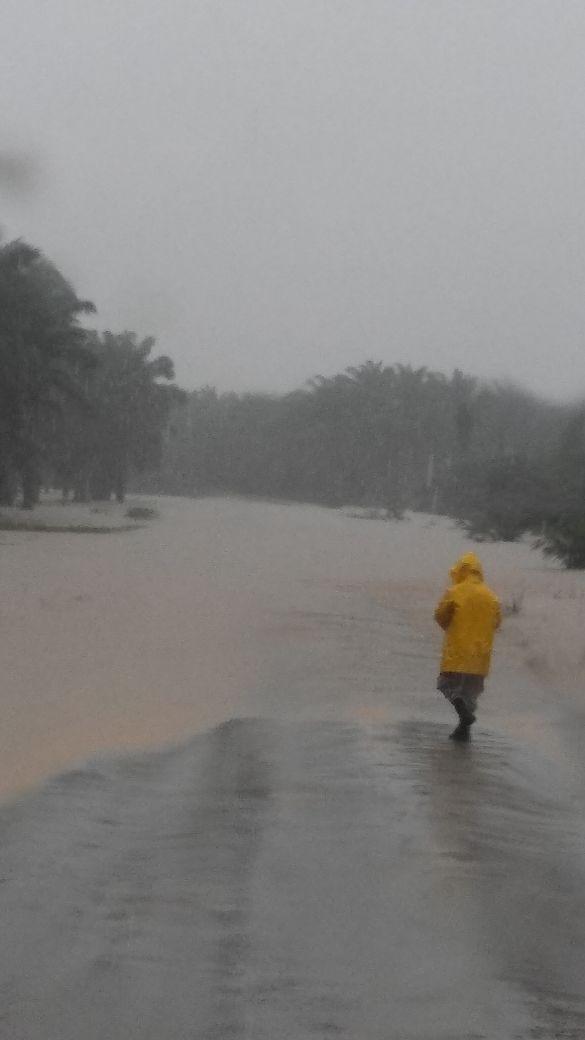 floods honduras
