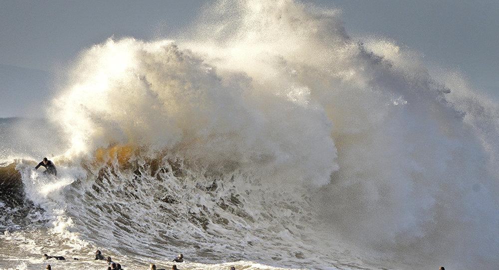 California Megaflood, California Superstorm, ARkStorm