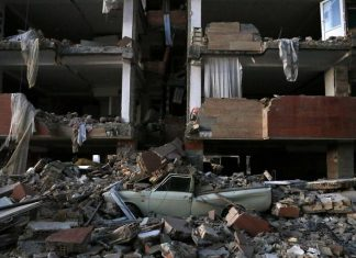 iran irak earthquake nov 2017