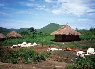 exploding lake, lake nyos, Lake Nyos in Cameroon killed 1700 people overnight, A Lake Murdered 1,746 People Overnight