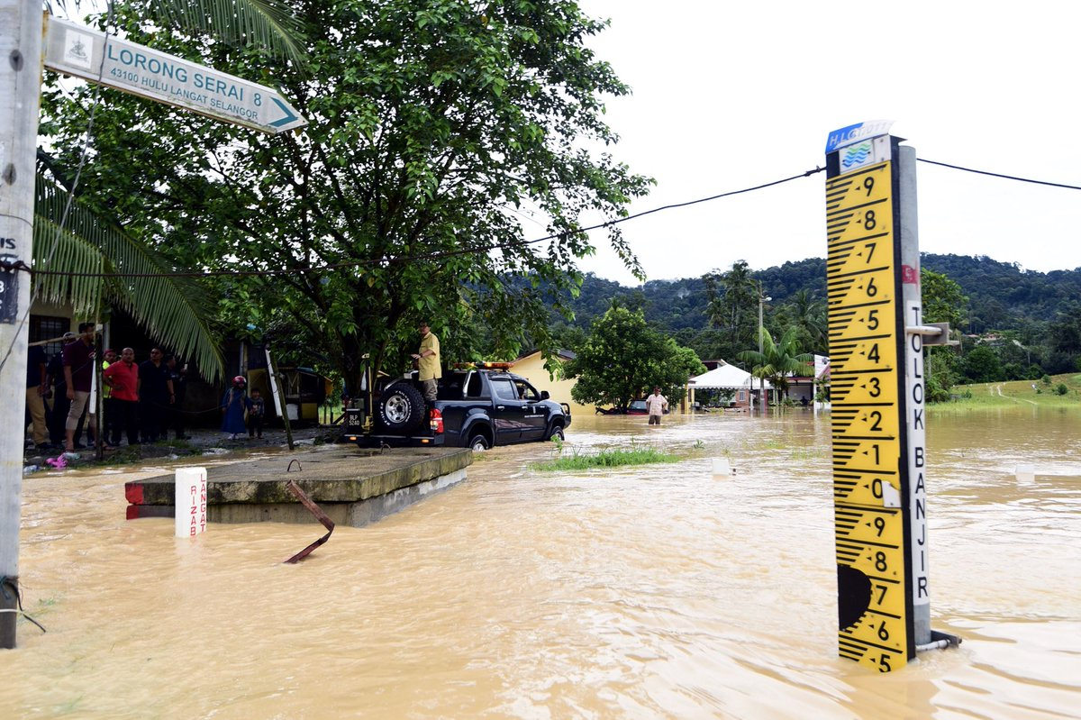 Malaysia floods, picture