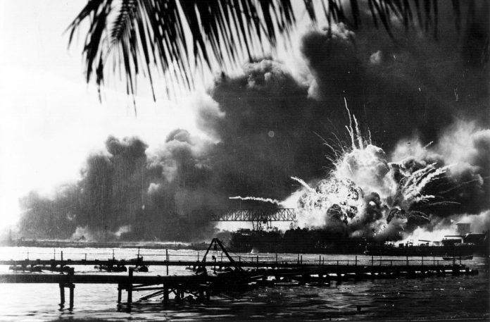 Pearl Harbor, pearl harbor uss west virginia, Doomed Sailors Were Trapped Underwater For Two Weeks After Pearl Harbor uss west virginia