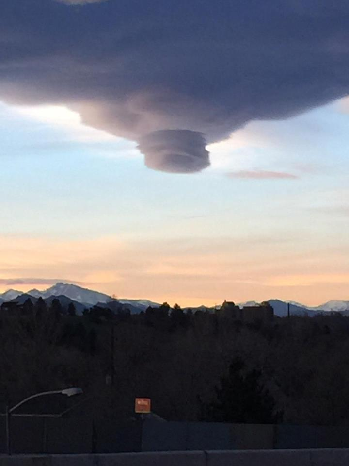 strange cloud colorado, weird cloud, mysterious cloud colorado sky
