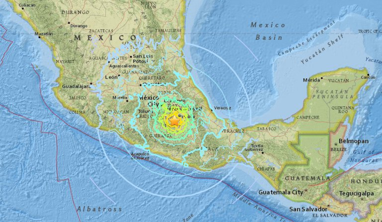 13000 earthquakes hit mexico in 3 months, 13000 earthquakes mexico in 3 months