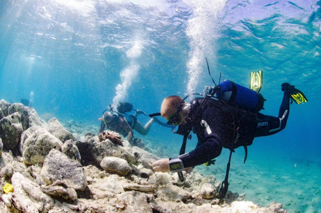 8 sunken roman shipwrecks found off Naxos in Greece, 8 roman shipwrecks found off Naxos in Greece