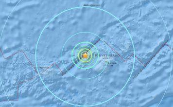M6.5 earthquake bouvet island, M6.5 earthquake bouvet island dec 13 2017, M6.5 earthquake bouvet island december 13