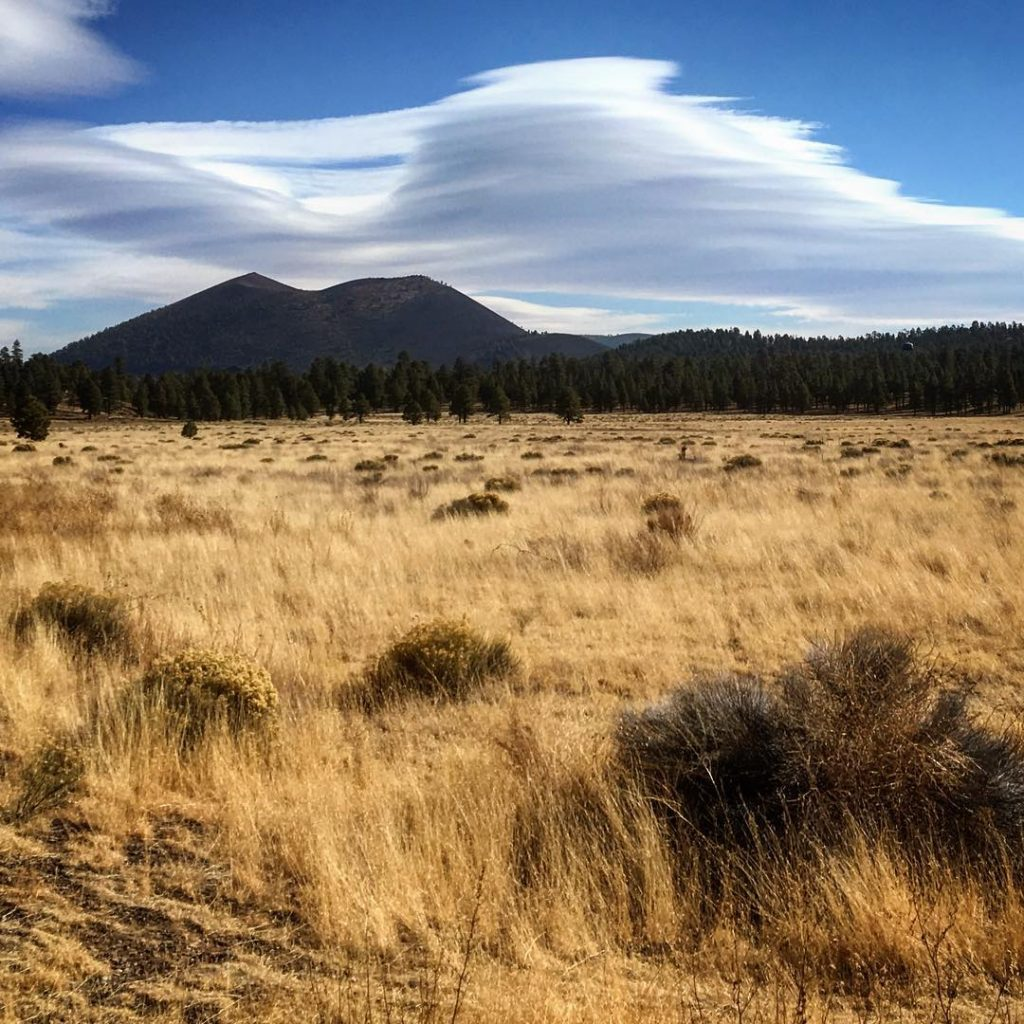 lenticular cloud UFO Flagstaff arizona, UFO Flagstaff arizona, lenticular could Flagstaff arizona