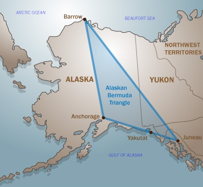 alaska bermuda triangle, alaska bermuda triangle disappearance