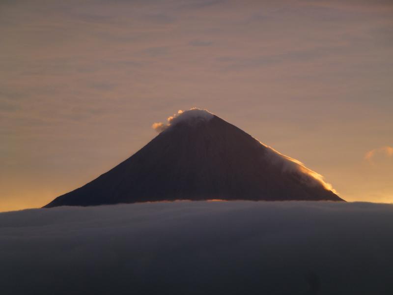Cleveland eruption Dec. 13