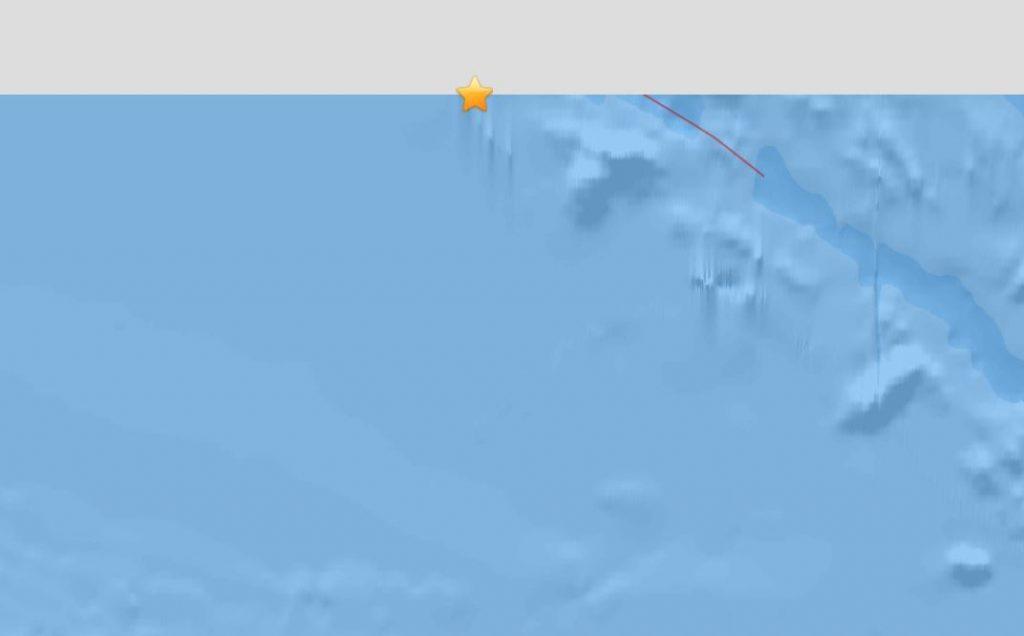 earthquake arctic russia Severnaya Zemlya, A shallow earthquake hit Severnaya Zemlya in Russian Arctic on December 24 2017