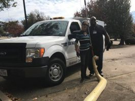 huge albino python texas