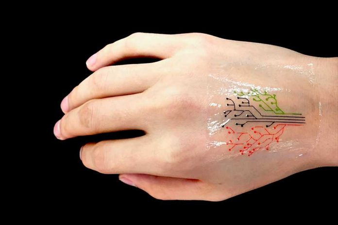 living tattoo, living tattoo video, 3d printing living tattoo, 3d printing use living organism, 3D Printing of Living Responsive Materials and Devices