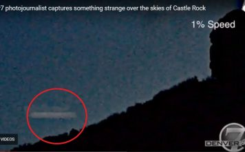 mysterious light castle rock colorado, mysterious light castle rock colorado video, mysterious light castle rock colorado december 2017, Mysterious light flying behind Castle Rock Colorado