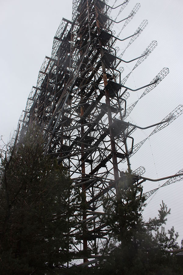 The russian woodpecker, russian woodpecker, russian woodpecker chernobyl, mysterious radar near chernobyl, mysterious noise russian woodpecker chernobyl