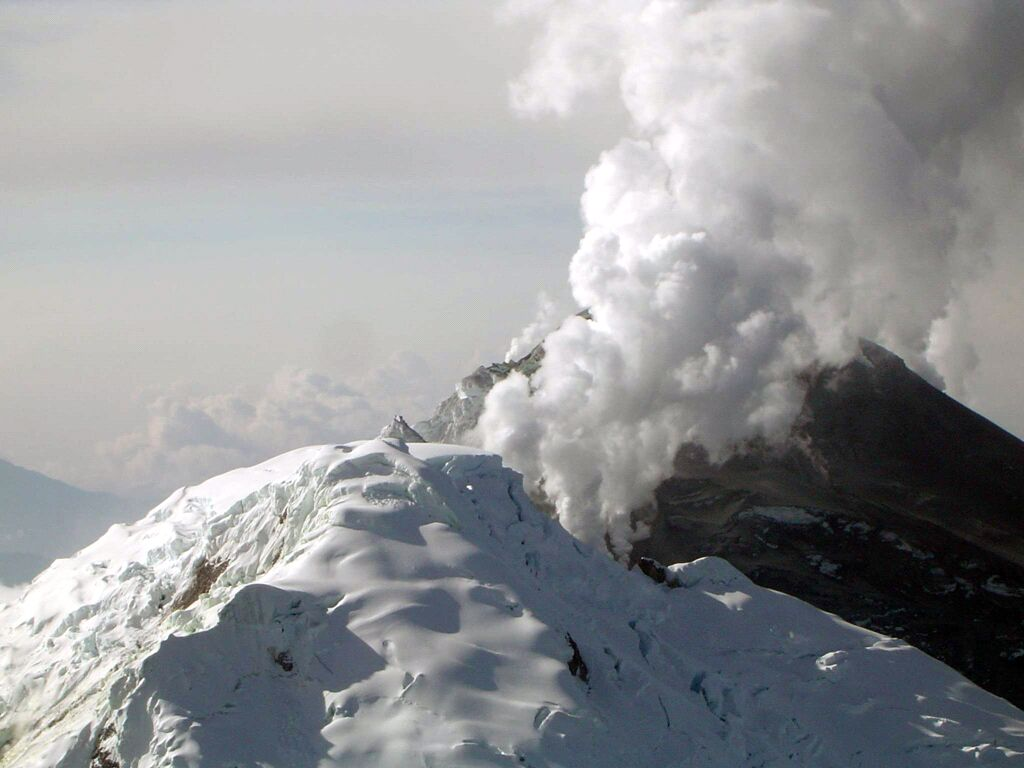 nevado del huila eruption