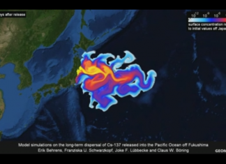 new technology to purge cesium-137 from oceans fukushima, new method to extract radioactive cesium from sea waters