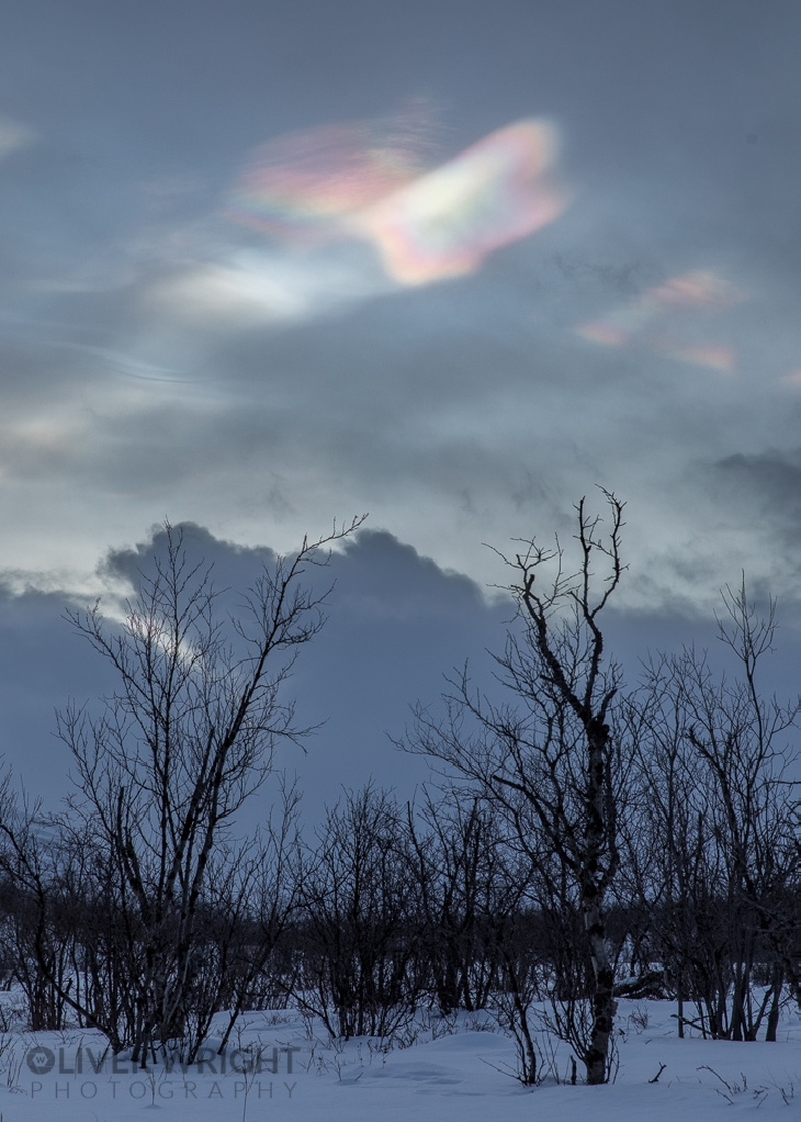 polar stratospheric cloud norway december 2017, polar stratospheric cloud, polar stratospheric cloud season 2017/2018, polar stratospheric cloud december 2017 pictures