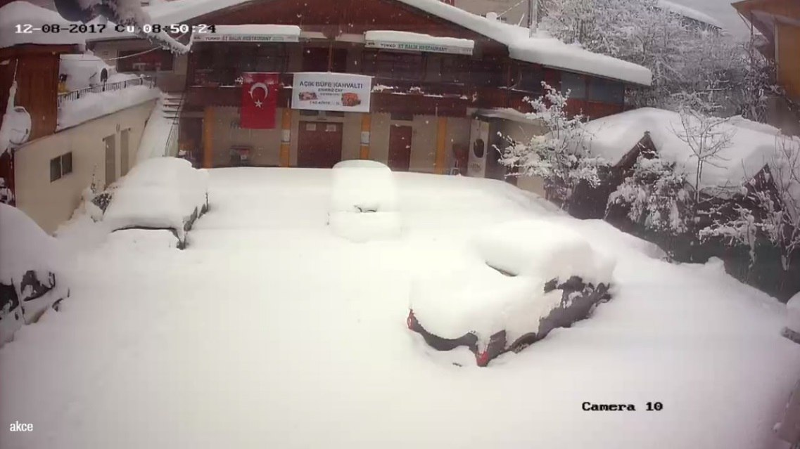 snow turkey artvin, Snowstorm in Artvin Turkey on December 8 2017, snow turkey artvin pictures, snow turkey artvin december 8 2017