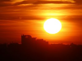 solar cycle reaches minimum ahead of time, The solar cycle has reached its minimum 1.5 years ahead of expected time, solar minimum reached ahead of time, solar minimum