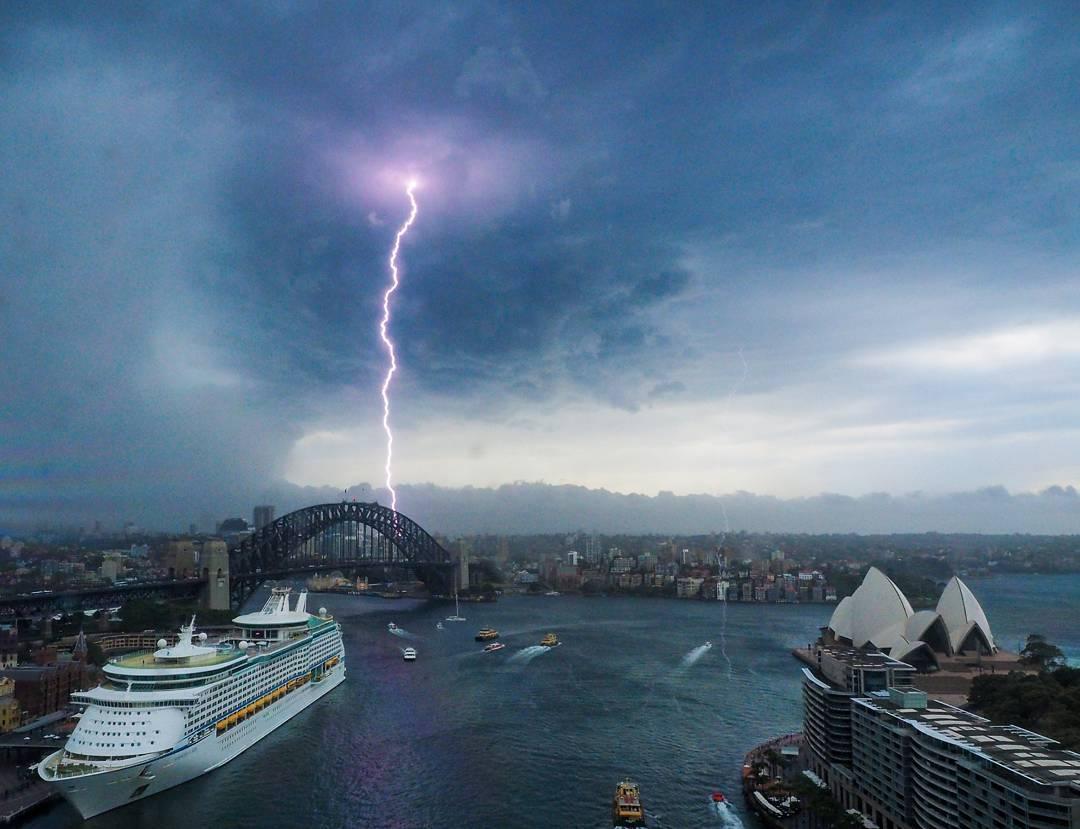 sydney storm - photo #11